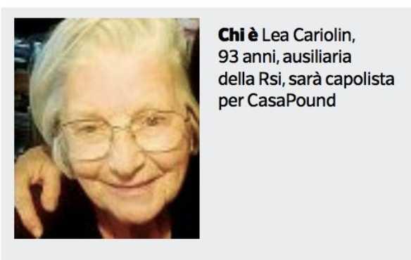 Lea Cariolin