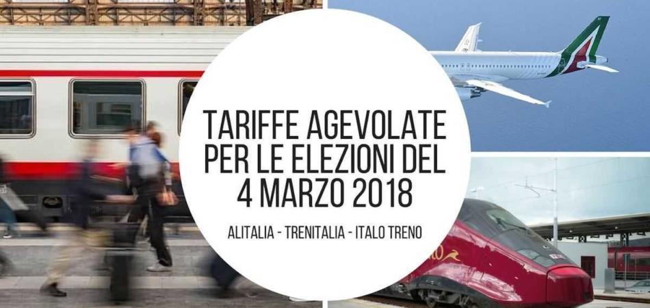 tariffe sconti elezioni 2018