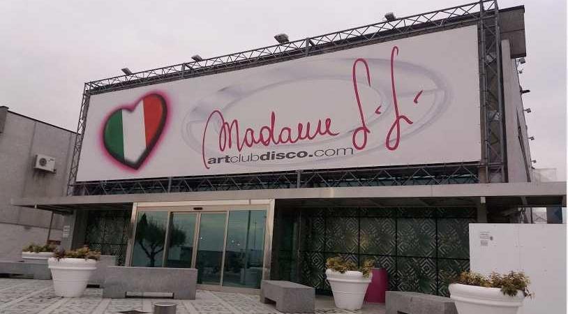 incendio discoteca Desenzano