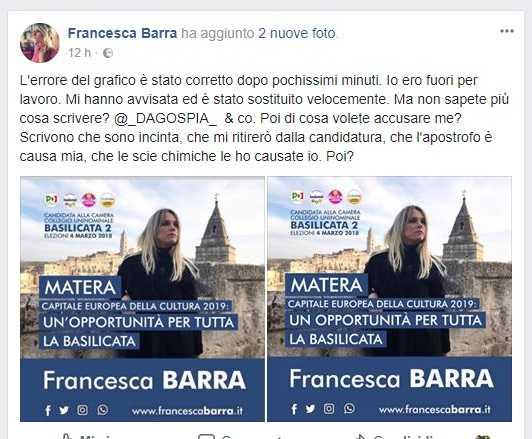 Francesca Barra