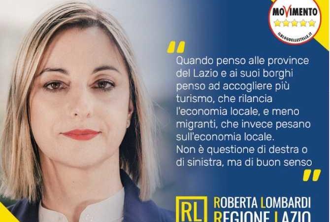 Roberta Lombardi