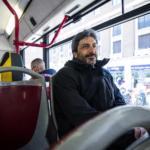 Roberto Fico autobus