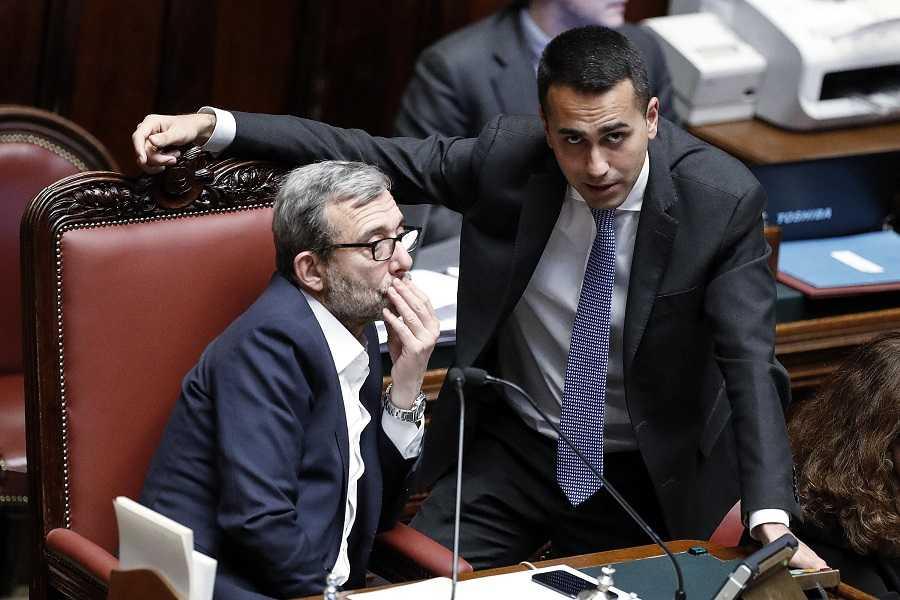 Elezione presidenti camere salgono casellati al senato for Diretta parlamento oggi