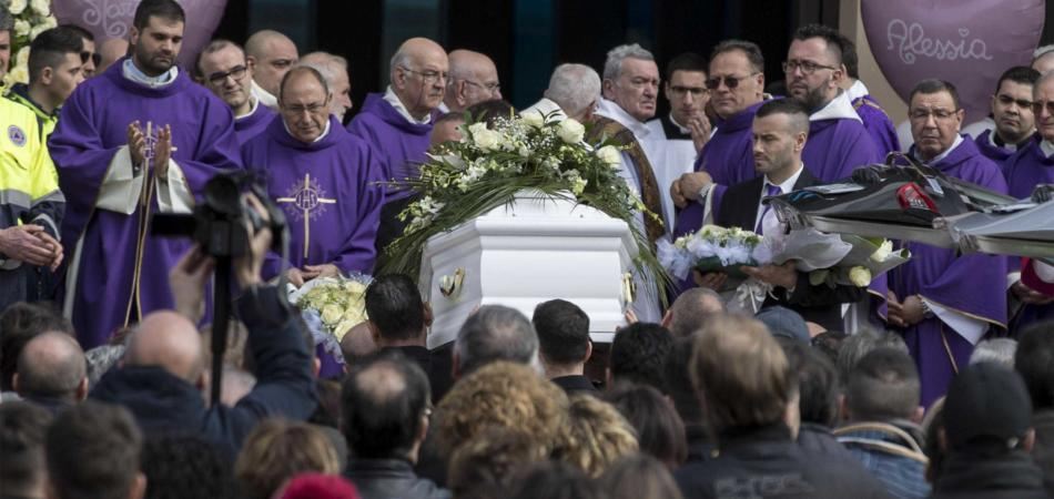 funerale Cisterna
