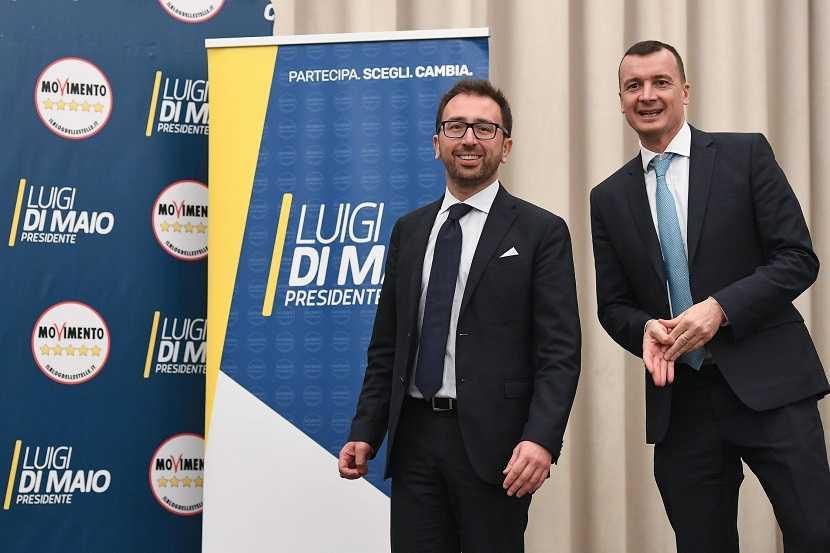 Rocco casalino esamina mille giornalisti nuovi addetti for Nuovi gruppi parlamentari