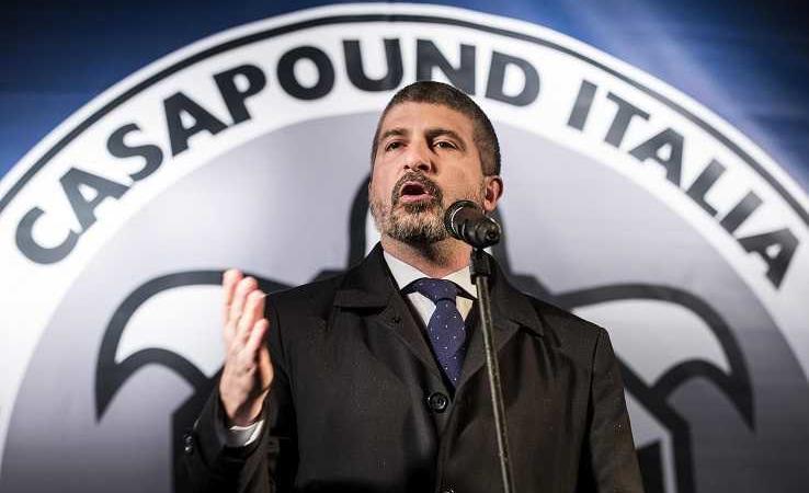 CasaPound ok governo M5S-Lega