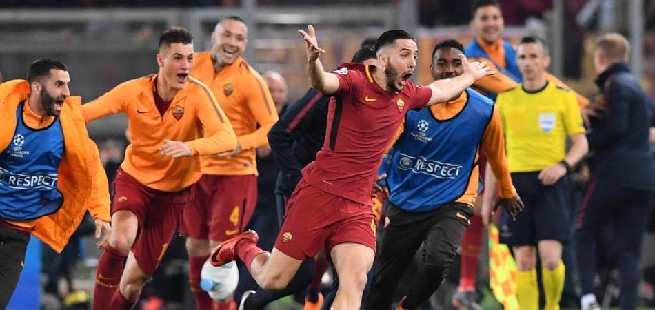 Roma-Barcellona 3-0