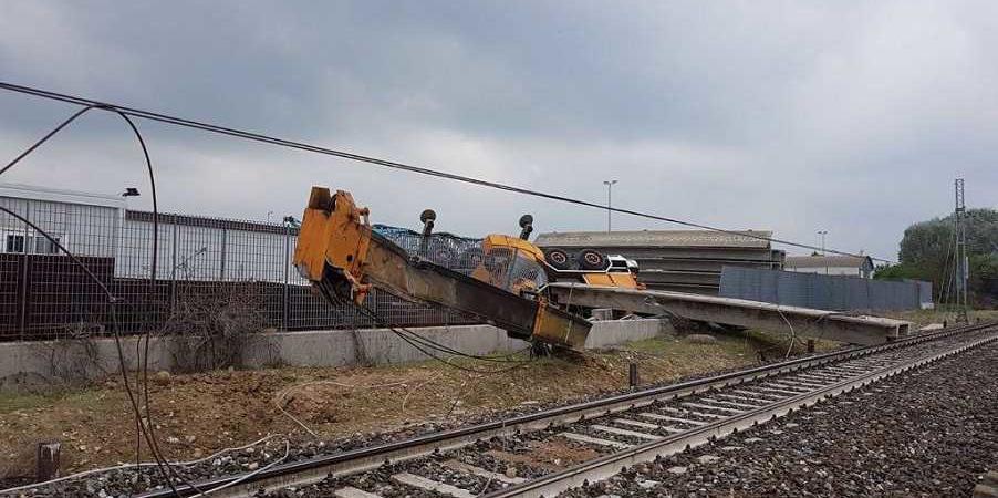 treno deragliato