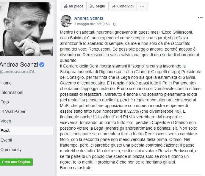 Andrea Scanzi