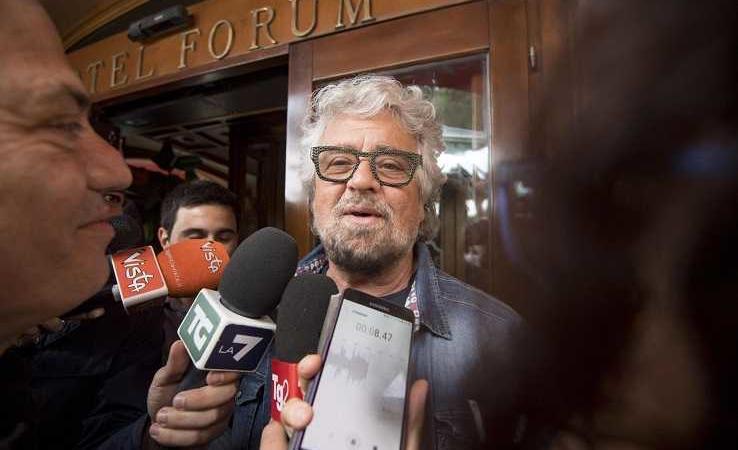 Beppe Grillo governo M5S-Lega