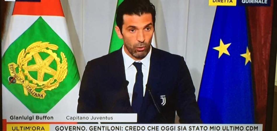 buffon quirinale