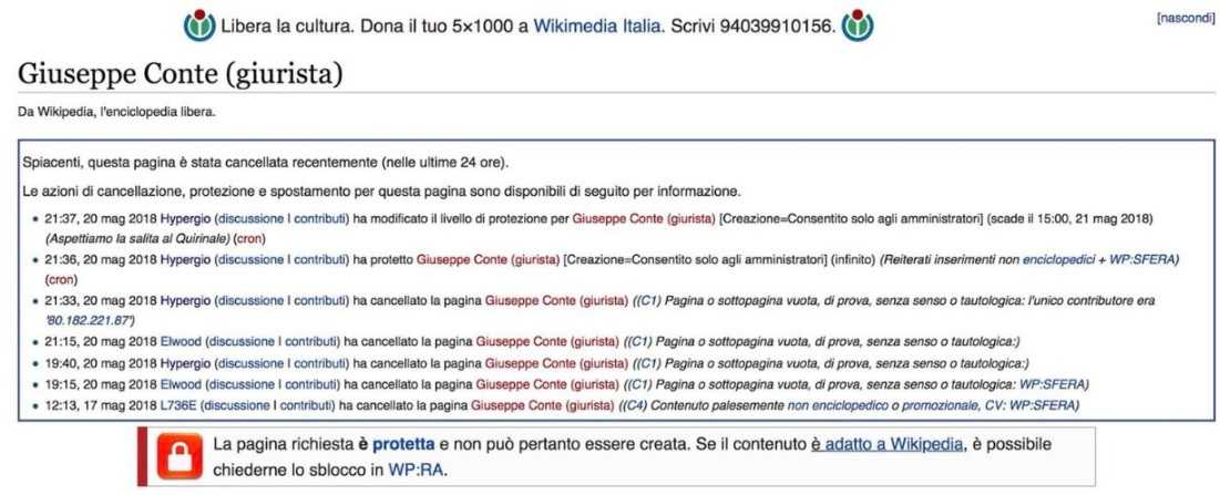 giuseppe conte wikipedia