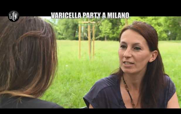 mamma varicella party