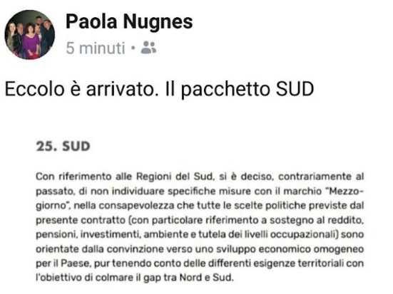 Paola Nugnes