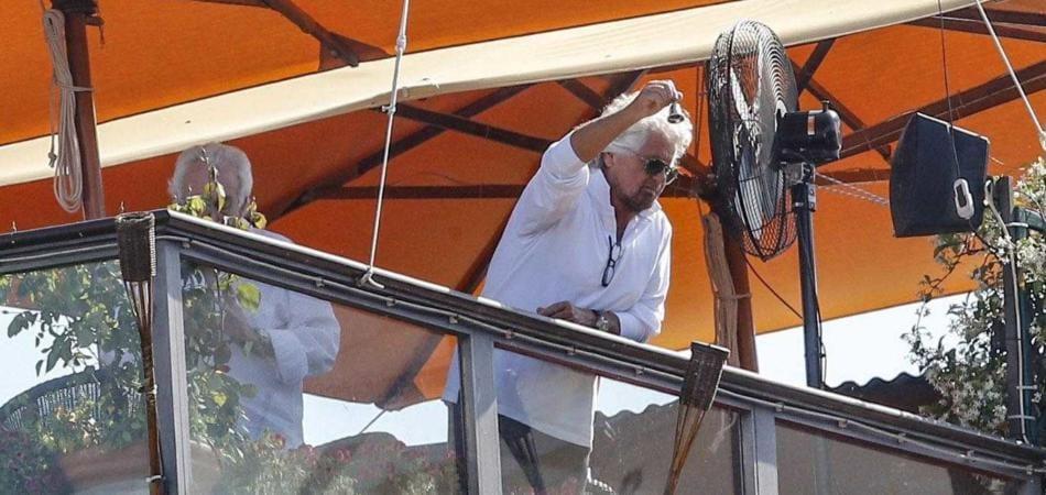 Beppe Grillo presidente Repubblica