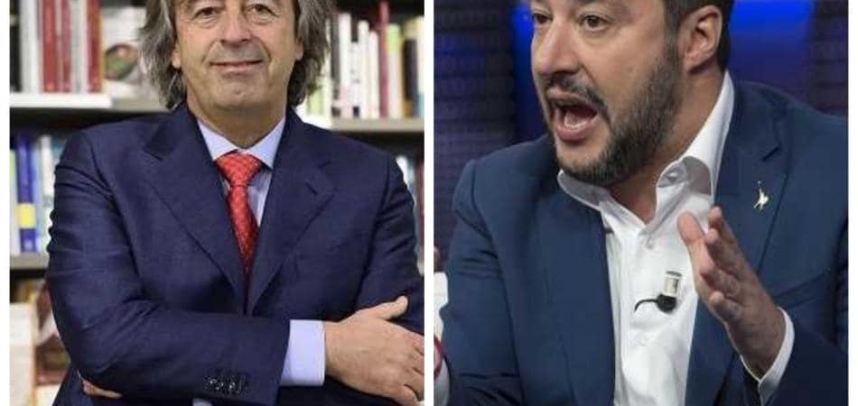 Burioni blasta Salvini