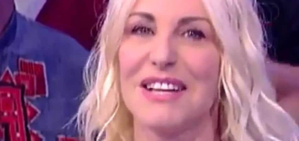 Antonella Clerici addio