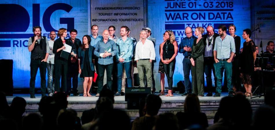 dig awards 2018