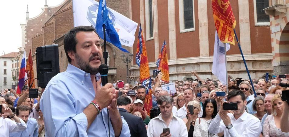 Matteo Salvini Ong