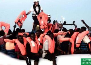 Sos Mediterranee condanna Benetton