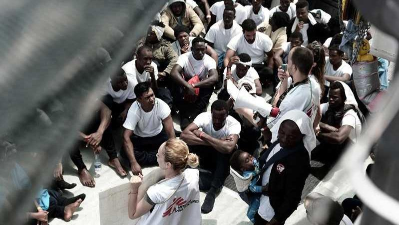 numeri richiedenti asilo