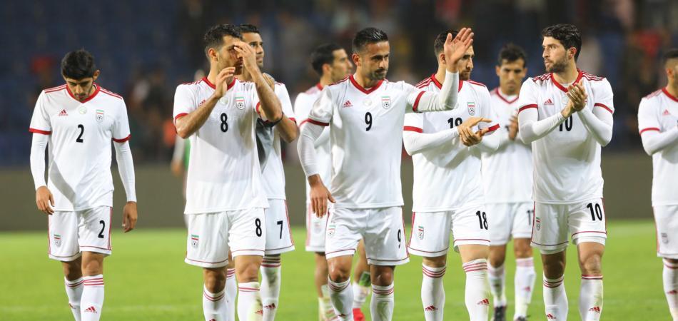 Rosa Iran Mondiali 2018