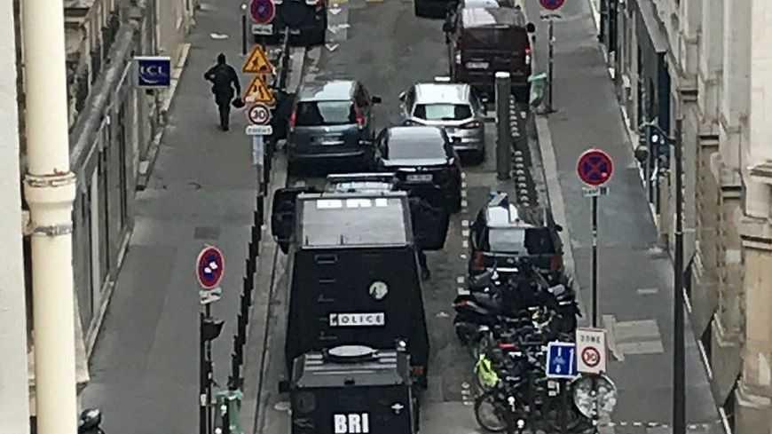 ostaggi Parigi