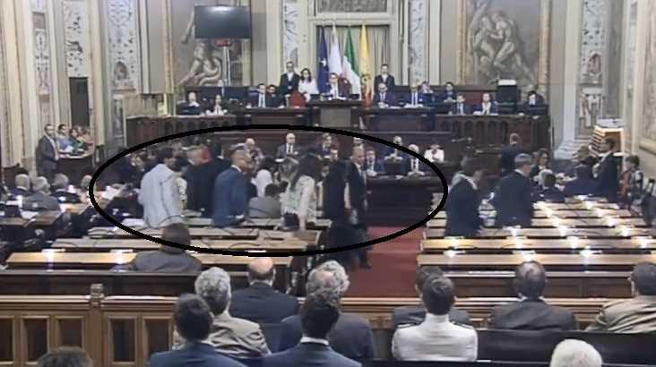 presidente malta m5s