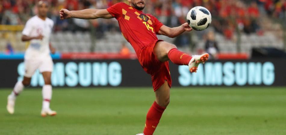 Rosa Belgio Mondiali 2018