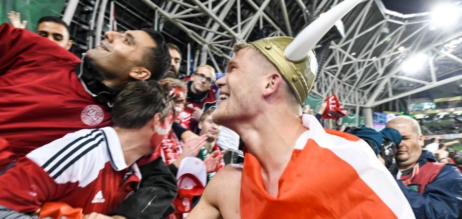 rosa Danimarca mondiali 2018