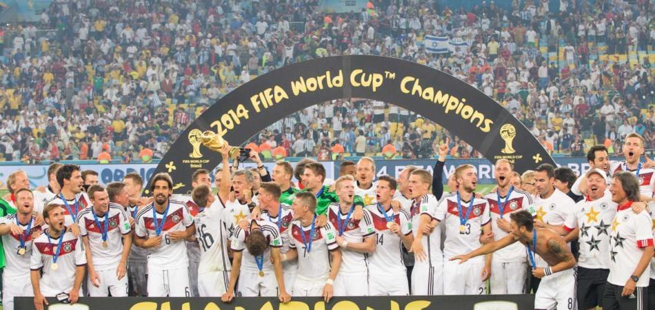 Rosa Germania Mondiali 2018