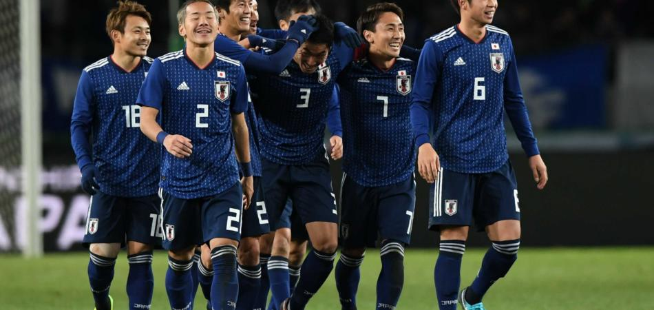 Rosa Giappone mondiali 2018