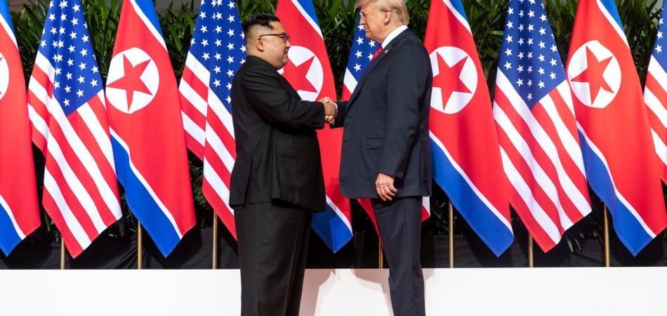 Corea del Nord missili, Trump e Kim a Singapore