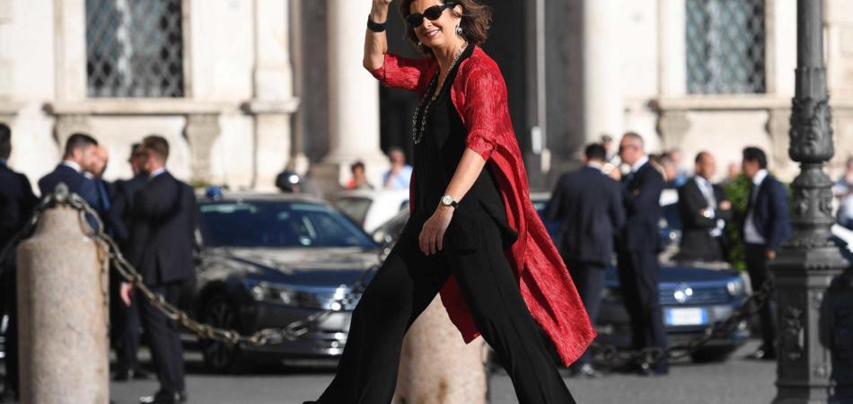 Laura Boldrini lista unica