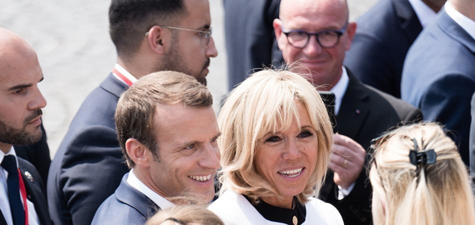Macron Benalla
