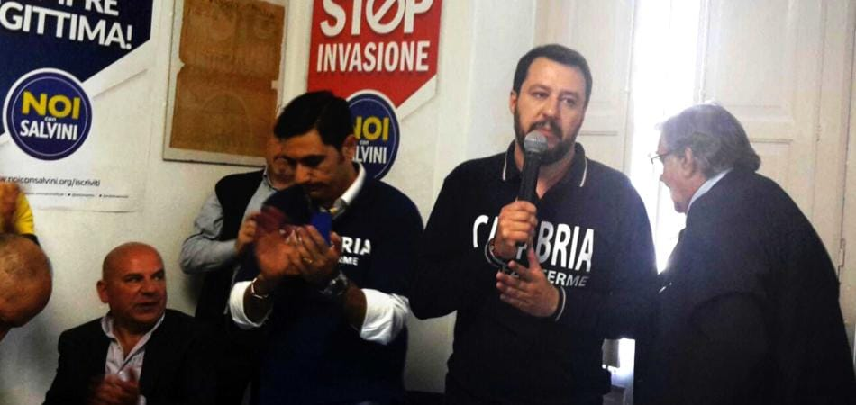 Salvini Scopelliti