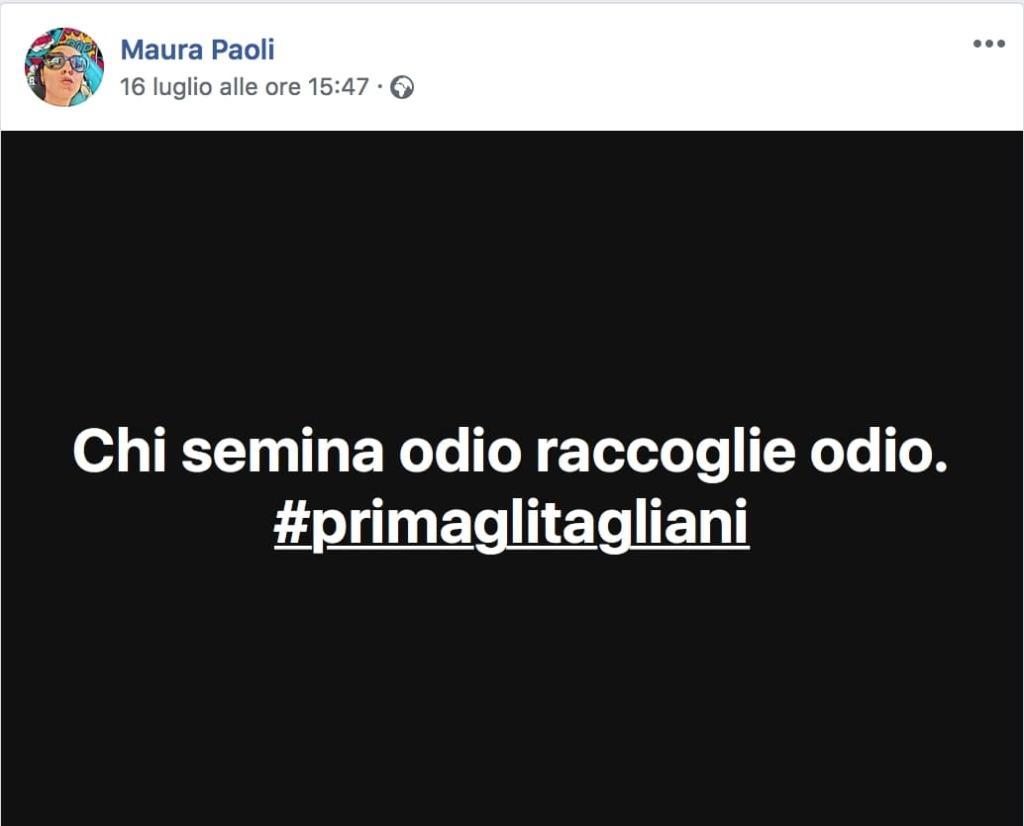 Il padre dell'antagonista che minaccia Salvini uccise un carabiniere