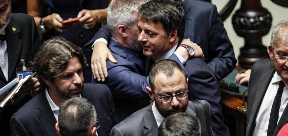 cena Renzi