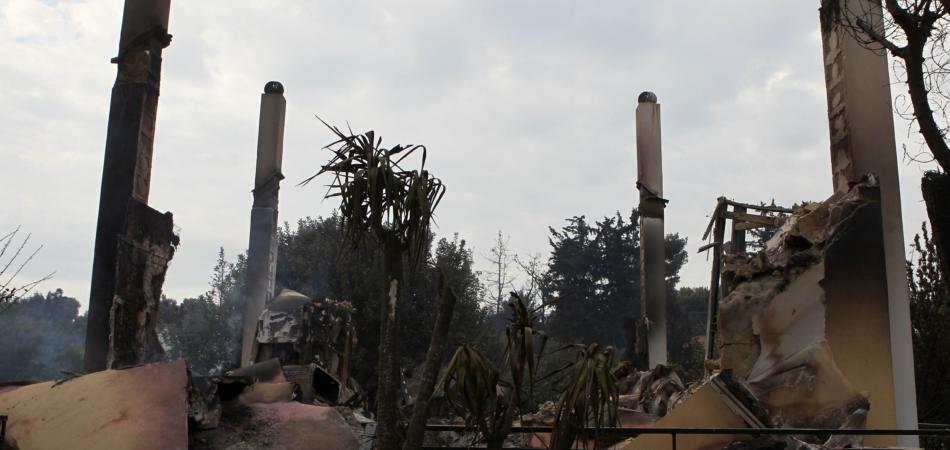 incendi Gracia