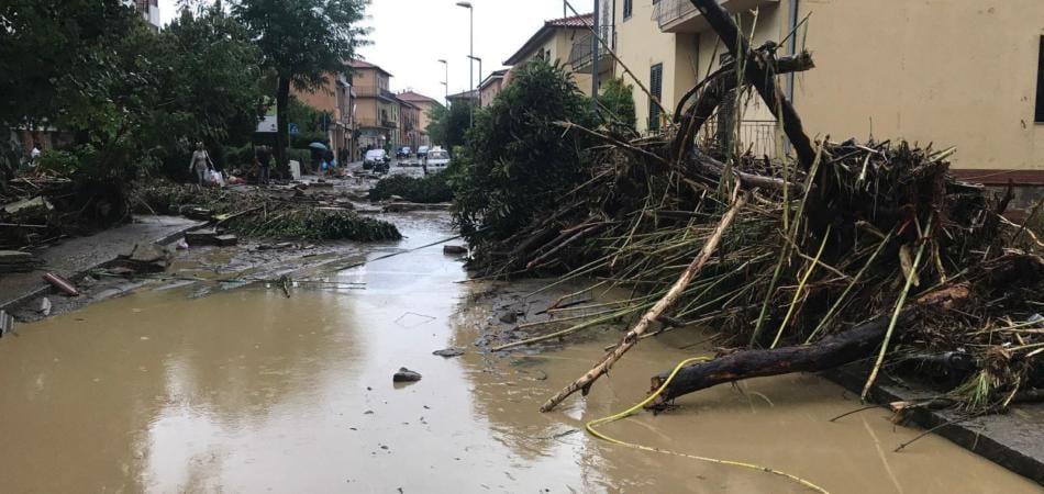 Alluvione Livorno 2017