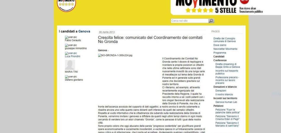 Comitato No Gronda