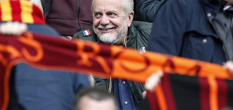 De Laurentiis Roma Liverpool