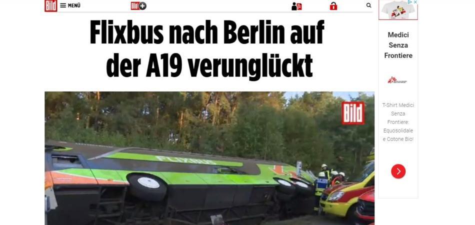 Flixbus Germania