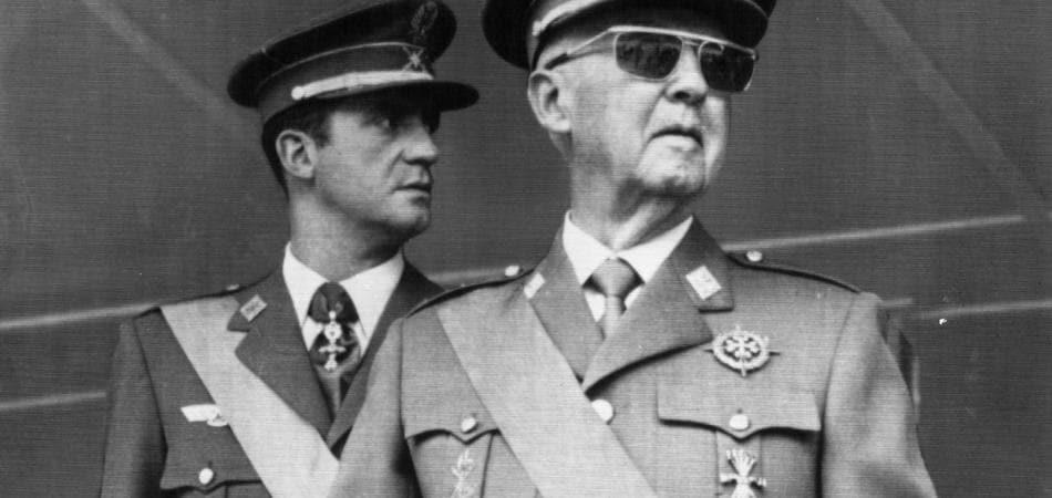 Francisco Franco riesumazione