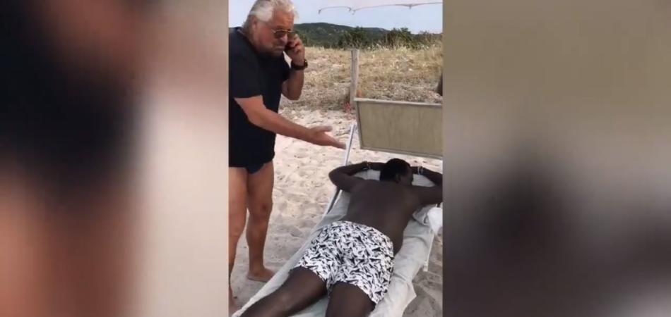 Grillo attacca Salvini