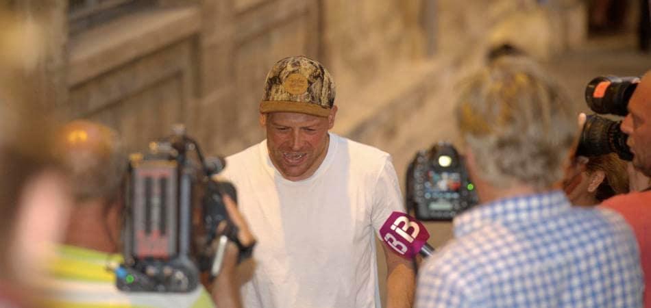 Jan Ullrich arrestato a Francoforte