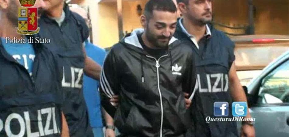 Salvatore Casamonica, arresto