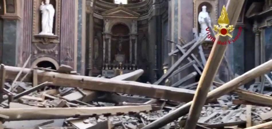 chiesa San Giuseppe dei Falegnami