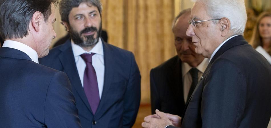 Tweetstorm anti-Mattarella