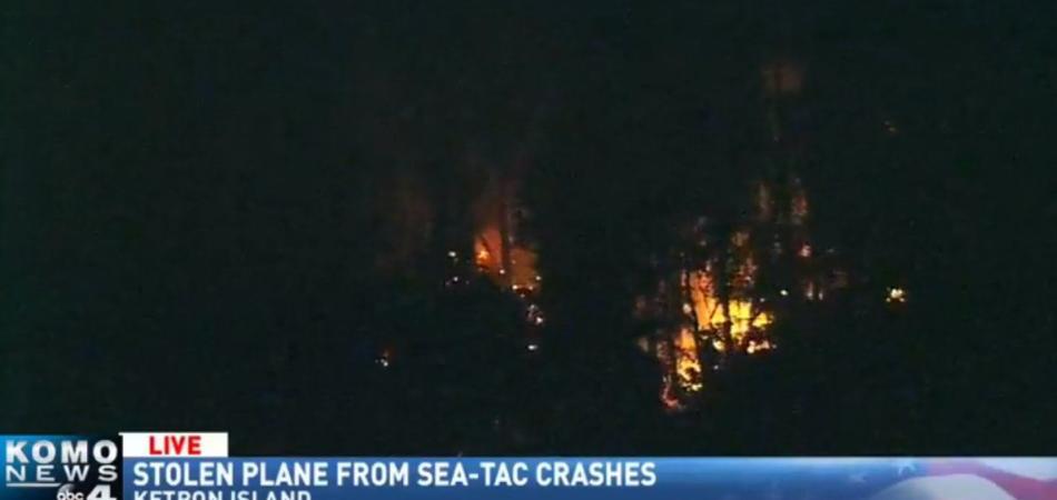 incidente aereo Seattle